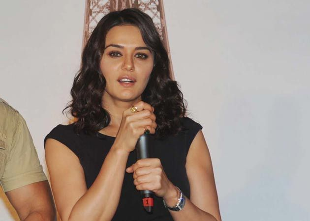 Busy Preity Zinta has no time for love