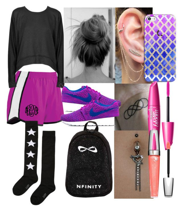 """""""Untitled #293"""" by baylee-dallas ❤ liked on Polyvore featuring T By Alexander Wang, Molo, NIKE, Casetify and Lancôme"""