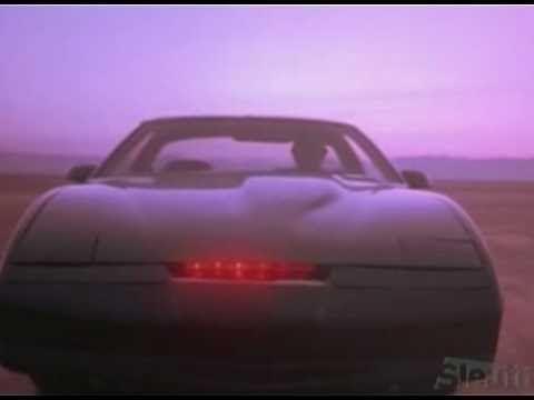 Chris Pratt Danny Mcbride For Knight Rider Movie Knight Rider Kitt Knight Rider Youtube
