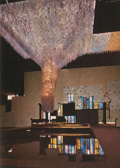 Padiglione del veneto expo 1961 torino italia carlo for Arredamento interni veneto