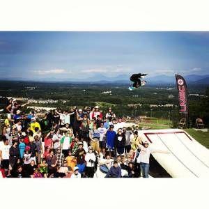 Next Level #Snowboarding Summer Camp at Liberty Mountain