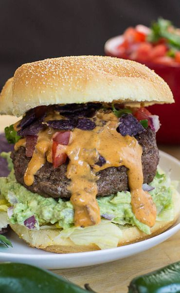 guardians-of-the-food:  Nacho Burgers