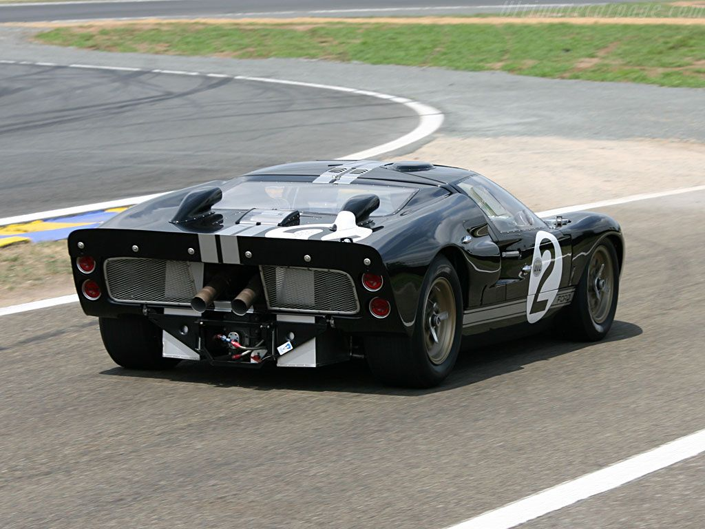 Ford Gt40 Mk Ii Planes Trains And Automobiles Ford Gt Ford