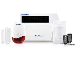 D I Y Wireless Home Alarm System Kit Diy Home Security Alarm Systems For Home Home Security Systems