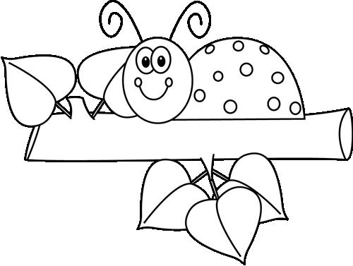 Black And White Ladybug On A Branch Beetle Art Art Quilts Ladybug