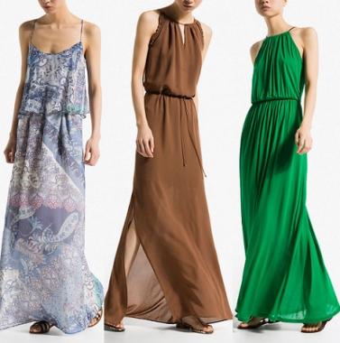 Vestidos De Massimo Dutti Verano 2014  1