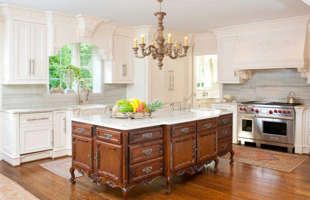 Kronleuchter für die Küche hundert interessante Ideen Küche - küche dekorieren ideen