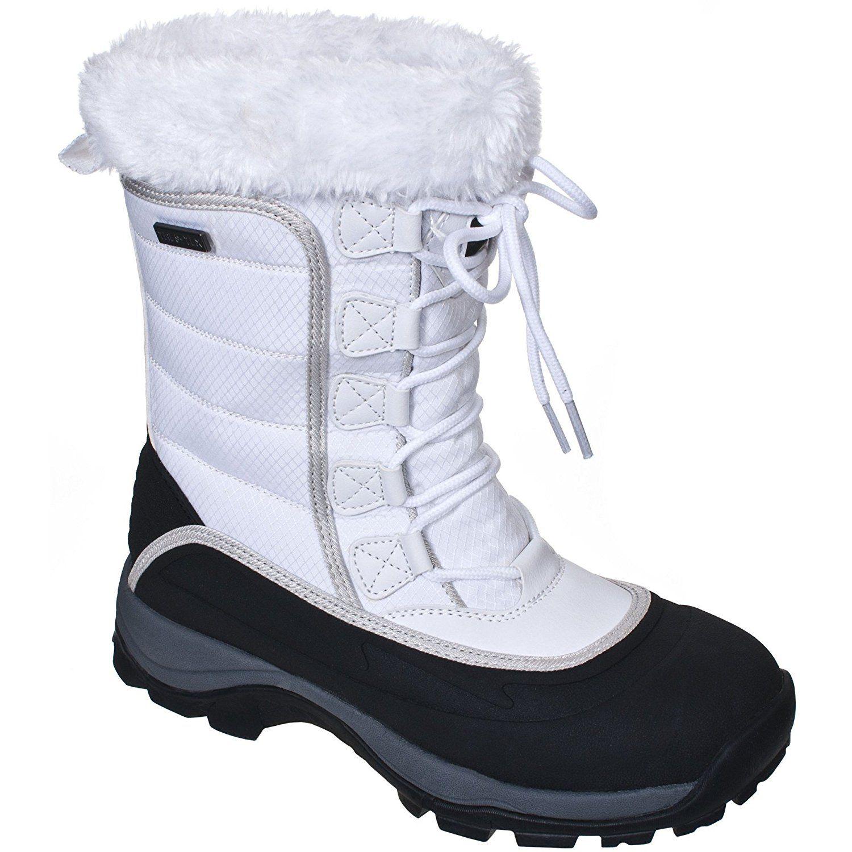 Snow boots women