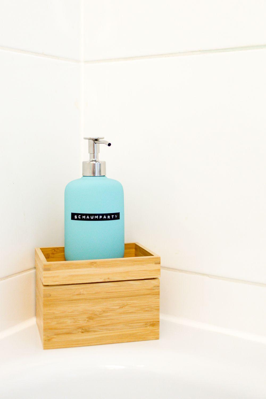 Stauraum Fur Ein Kleines Badezimmer Wir Zeigen Euch Unser Neues Bad Floating Nightstand Home Decor Decor