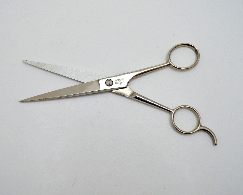 Vintage Hot Drop Steel Barber Shears, Scissors, 7