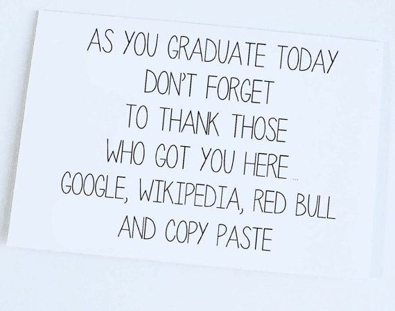 Genial Congrats Grad Quotes Funny. QuotesGram