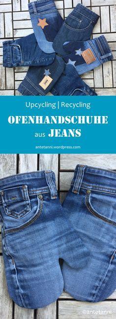 Noch mehr Ofenhandschuhe aus Jeans