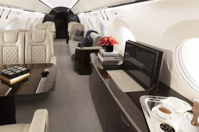 Europe BizAv, Legacy 650E Unveiled, AllNew G500 Interior