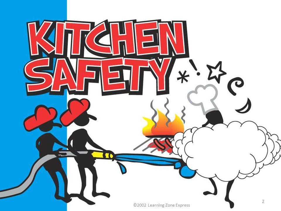 Kitchen Safety Guide