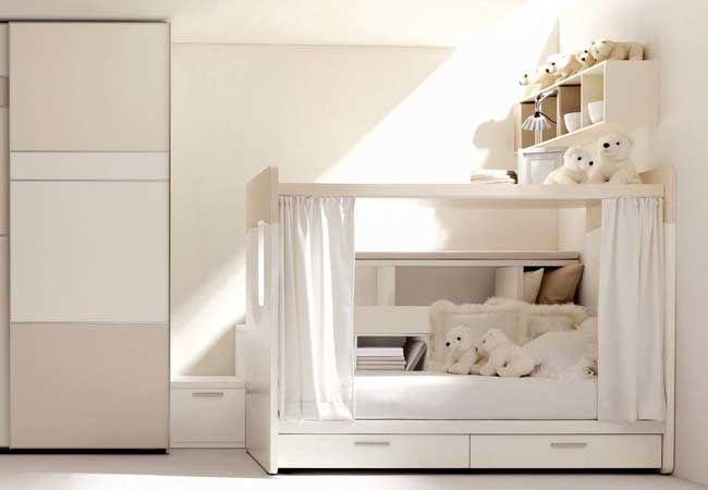 camerette doimo cityline letto a castello giotto | Storage Ideas and ...