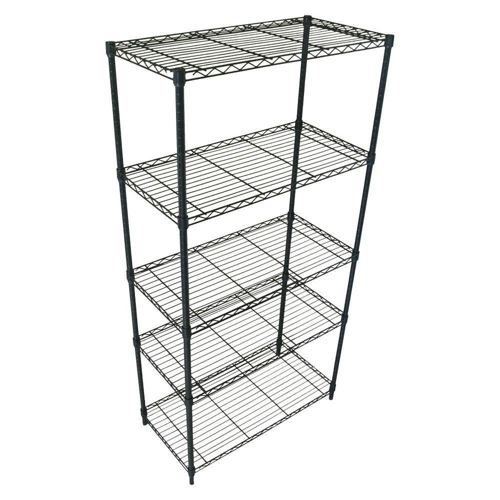 Room Essentials Wire Shelving Replacement Parts - WIRE Center •