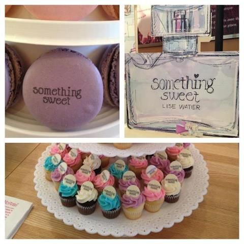@Something Sweet @Lise Watier parfum