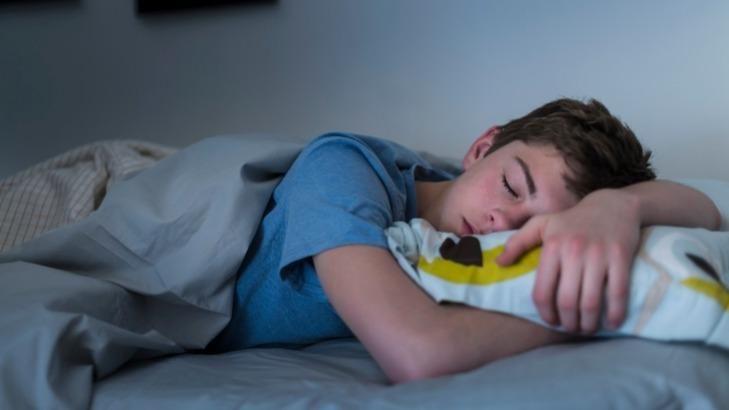 Teen health info teen sleep glasses anal