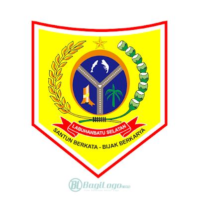 Kabupaten Labuhanbatu Selatan Logo Vector Vector Logo Logos Custom Logos