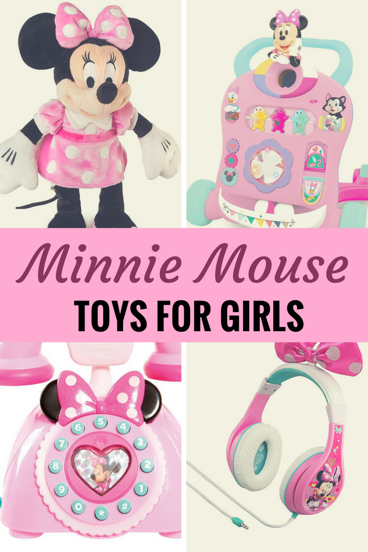 These Minnie Mouse Toys For Girls Are The Best Minnie Mouse Toys Toys For Girls Mouse Toy