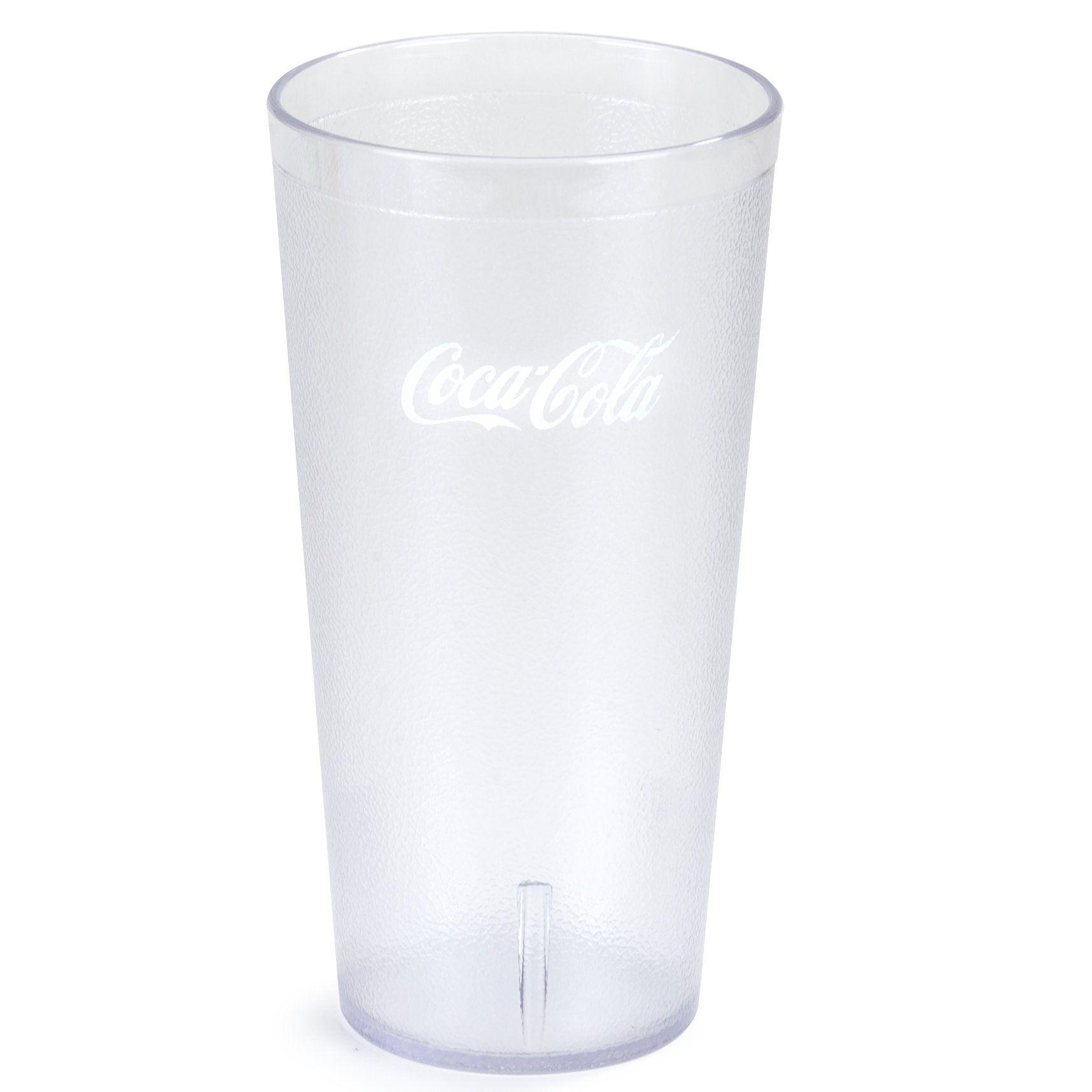 Stackable™ 16 Oz. Coca-Cola® Water/Juice Glass (Set of 72)
