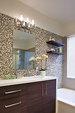 Zen Bathroom by Elan Designs //elandesigns.net/portfolio.html ... on spa like bathroom designs, black and white bathroom designs, spa feel bathroom designs,