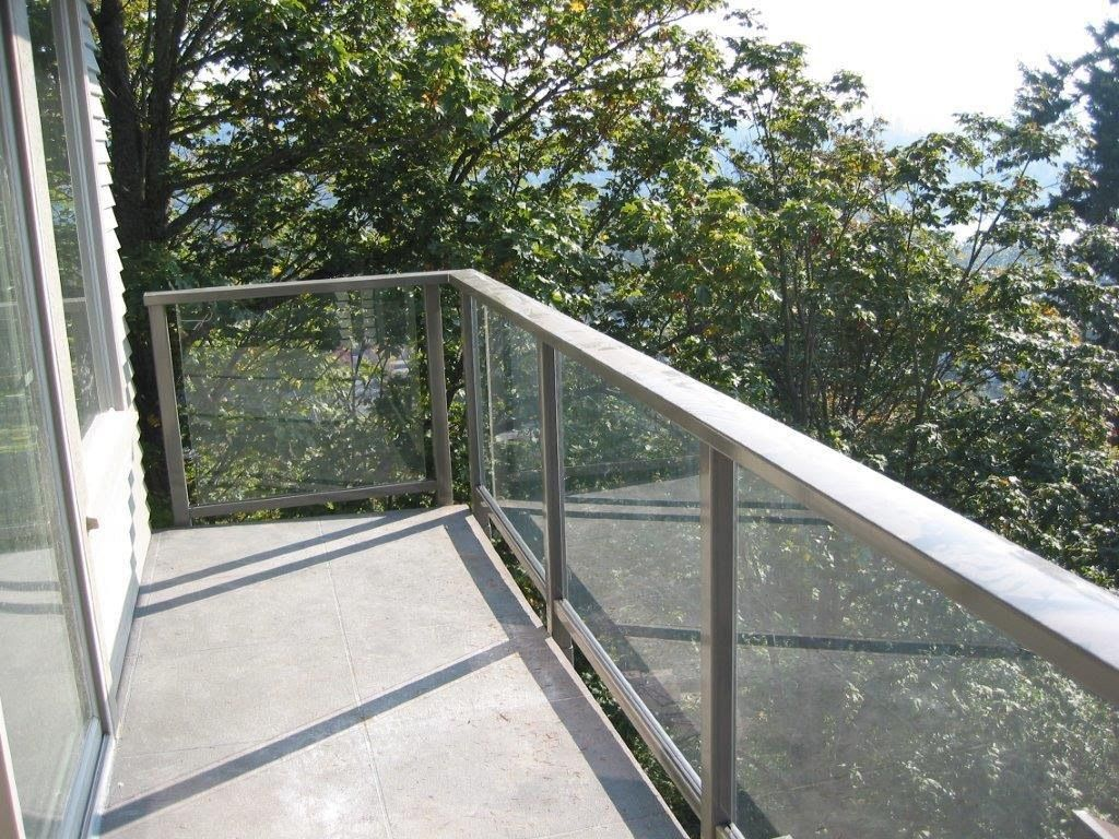 Railing Series 500 | Railing, Cable railing systems, Glass