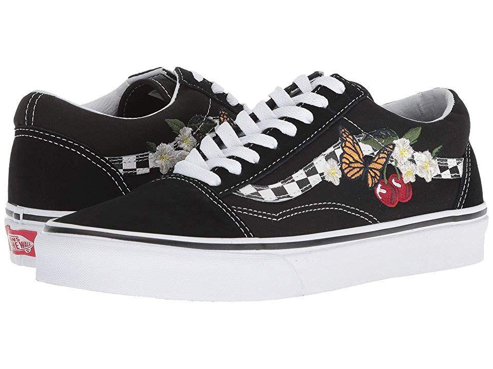 Vans Old Skooltm Skate Shoes (Checker
