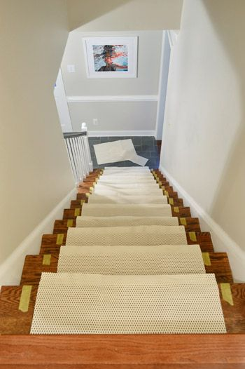 Best How To Install A Stair Runner Yourself Stairs Staircase 400 x 300