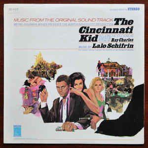 Lalo Schifrin The Cincinnati Kid buy LP, Album at
