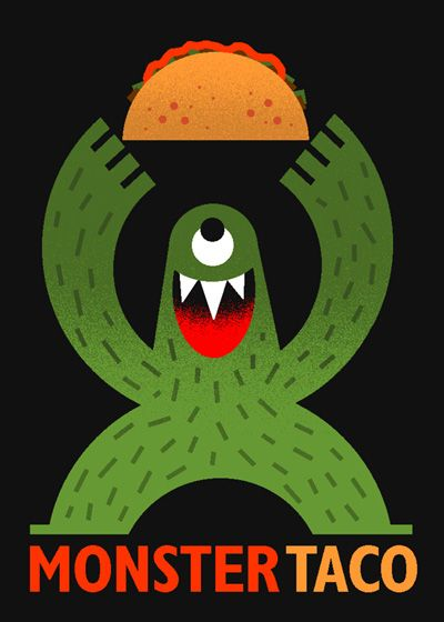 The poster art of Bob Staake