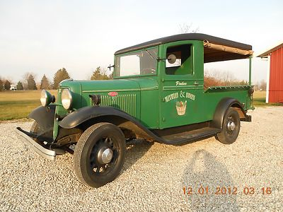 Other Makes 2 Door Cool Rare 1934 Ford Huckster Tr Http Www Legendaryfinds Com Other Makes 2 Door Cool Rare 1934 Old Ford Trucks Hot Rod Trucks Ford Trucks