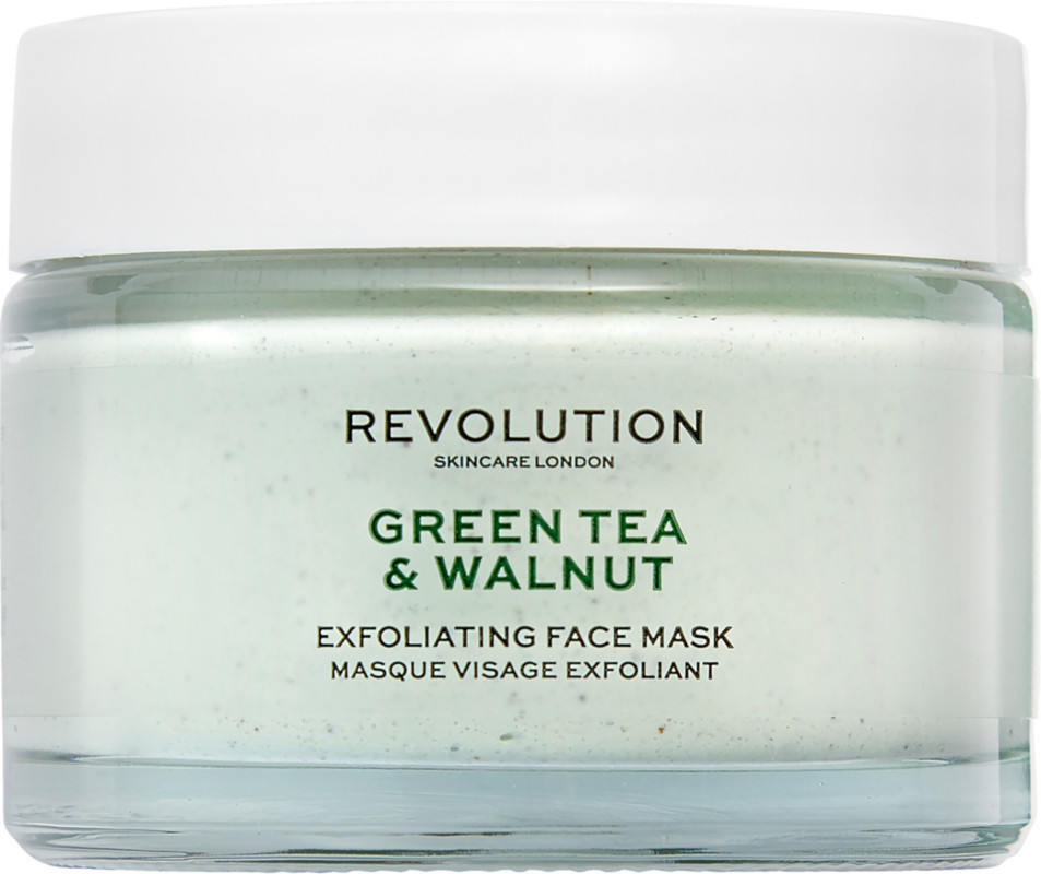 Photo of REVOLUTION SKINCARE Green Tea & Walnut Exfoliating Face Mask | Ulta Beauty