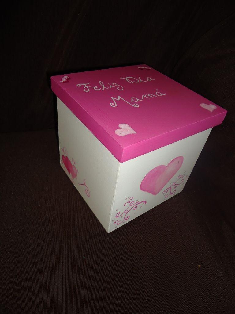 Caja Regalo 15x15x15 cm. personalizada
