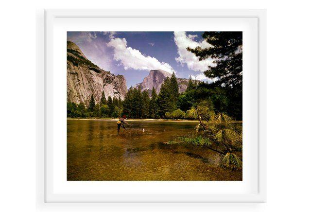 Tom Kelley, Yosemite Fly Fishing