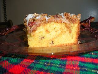 how to make sara lee pecan coffee cake