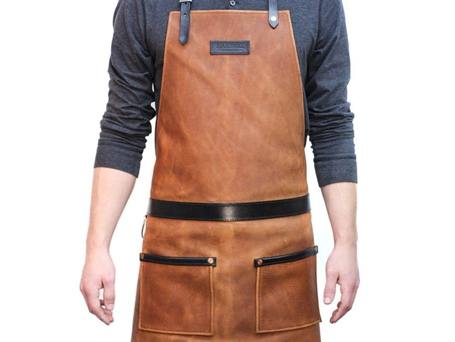 Aprons for grilling, from the sophisticated to the obscene.