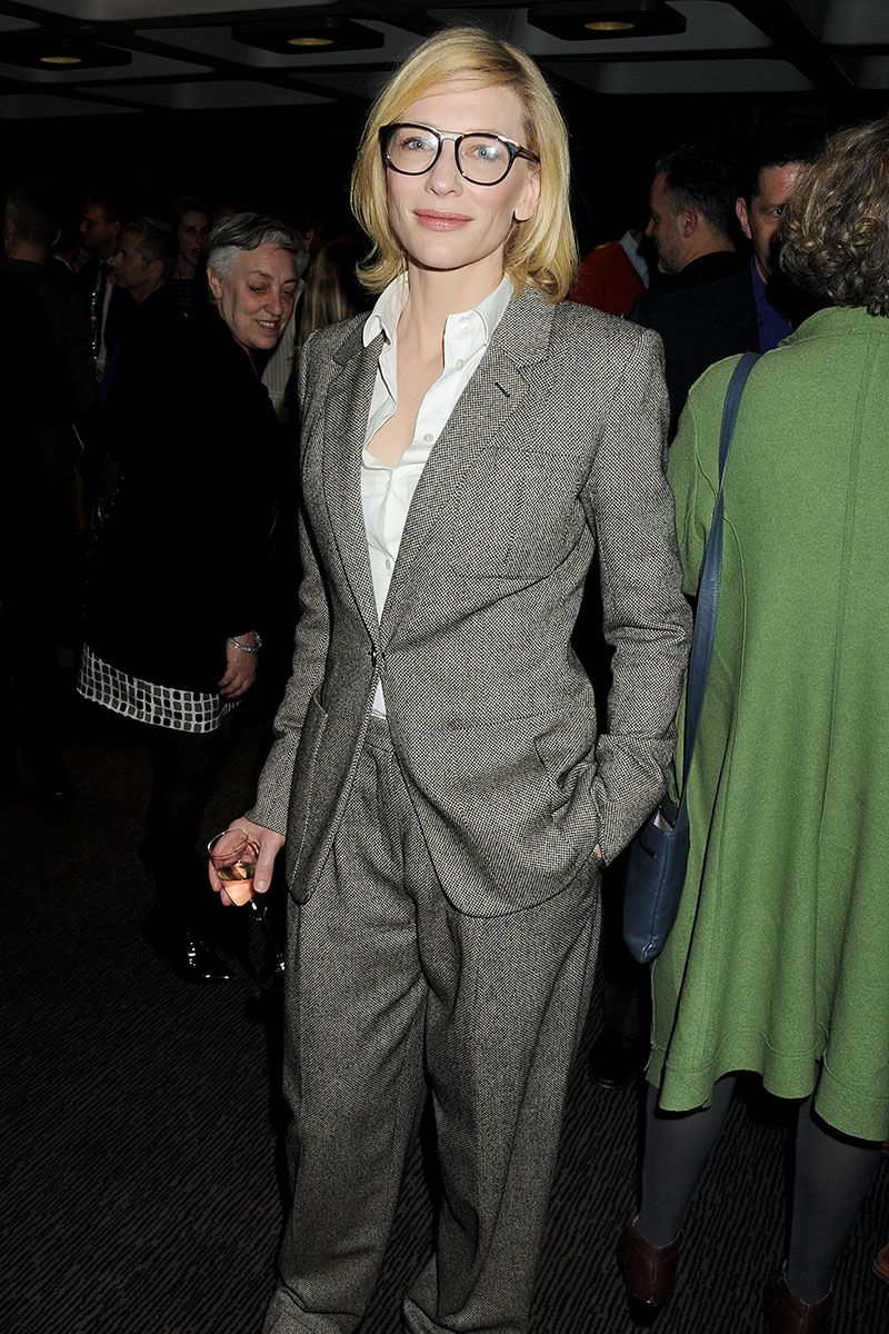 Cate Blanchett attends an after party celebrating the Sydney Theatre  Company s production of Big and Small (Gross und Klein) on April 14 db47dc445