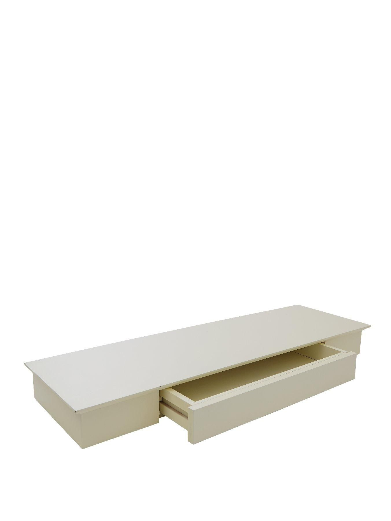Ohio 80cm Floating Shelf with Drawer  a3b8c9fad7