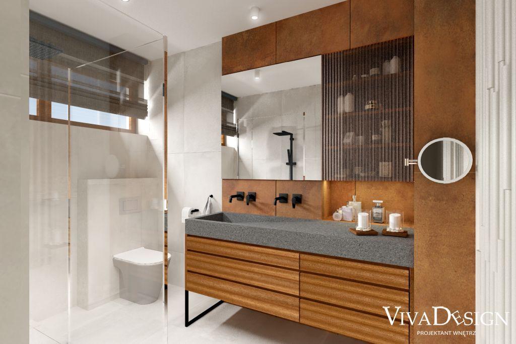 Lazienka Z Ruda Zabudowa Bathroom Mirror Lighted Bathroom Mirror Bathroom Vanity