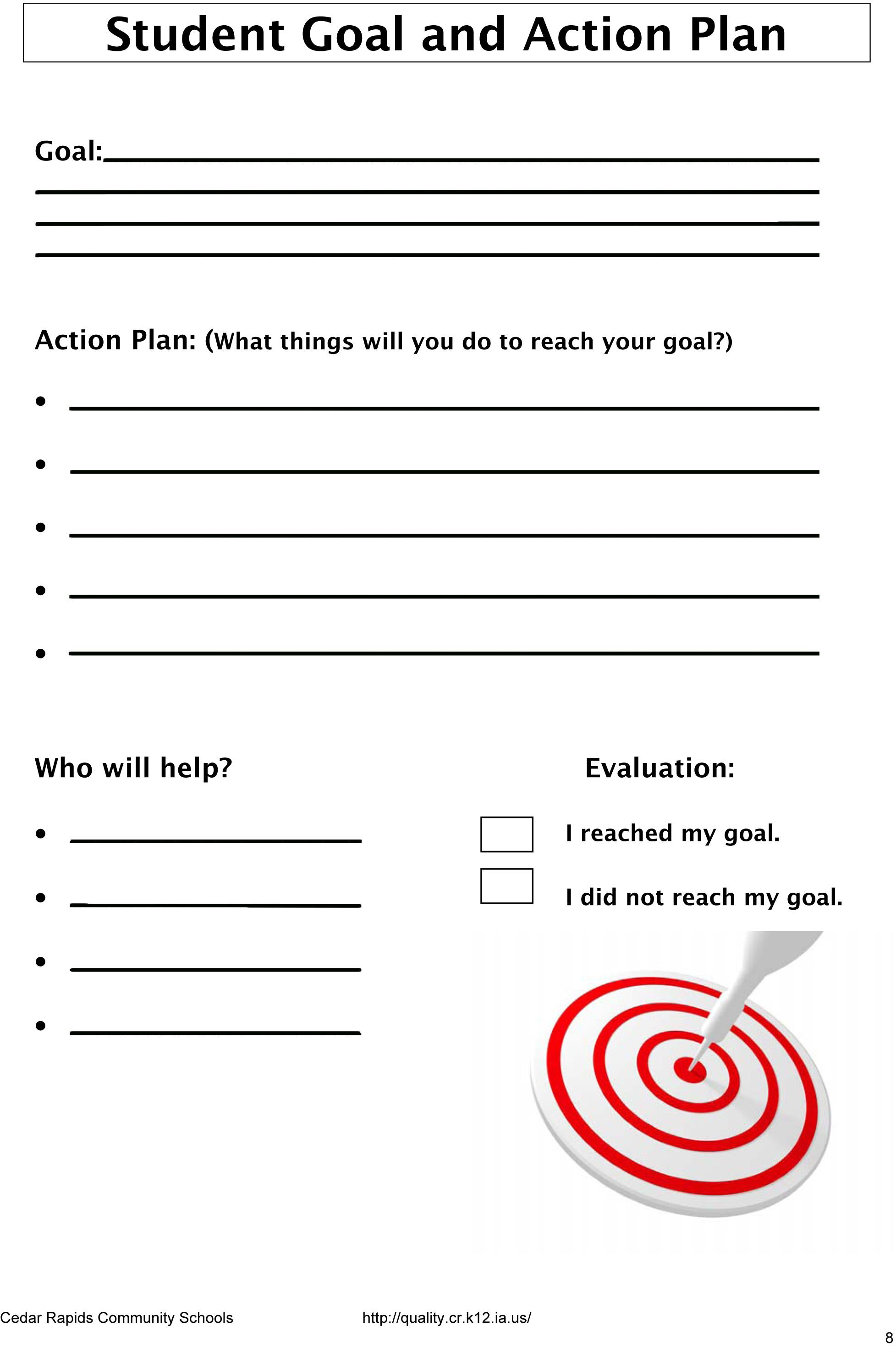 Doc16501275 Smart Action Plan Template Word Doc500784 Action – Word Action Plan Template