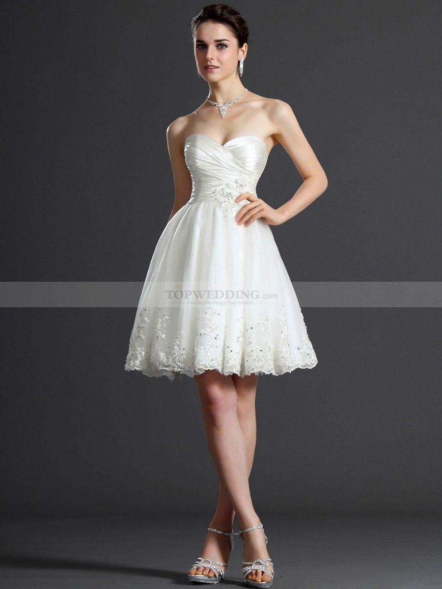 Mini Dress for Wedding - Wedding Dresses for the Mature Bride ...