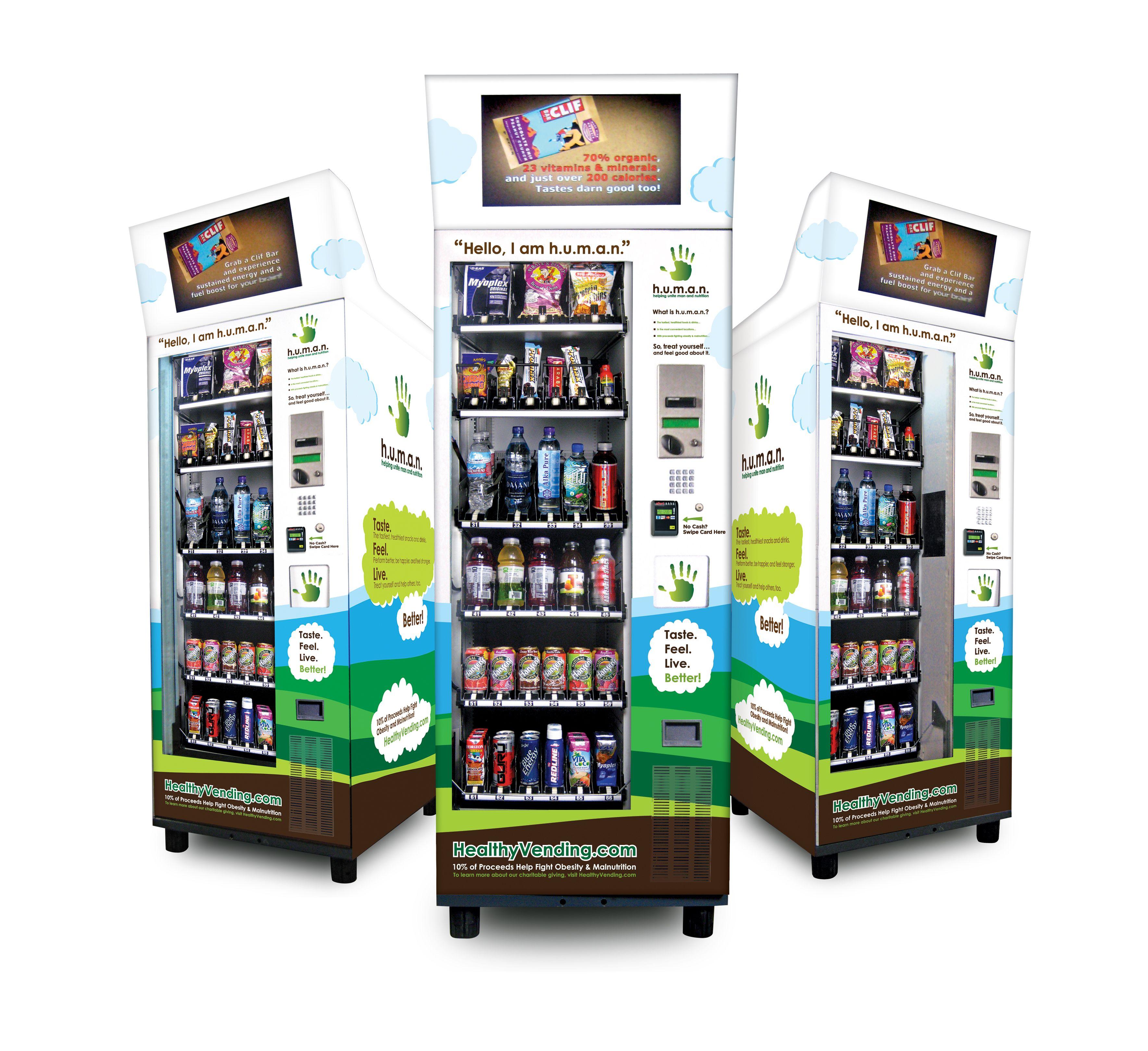 healthy vending google search hub materials lightings