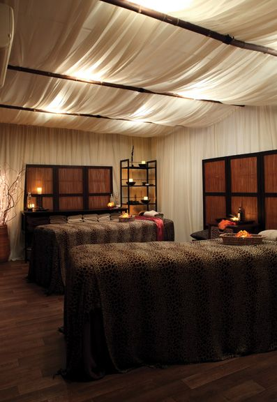 Asante Day Spa Coolum Photo By Anastasia Kariofyllidis Salt Magazine Summer 11 Bamboo Ceilingfabric