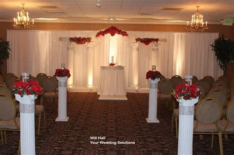 decorating with columns for weddings - Yahoo Search Results ...