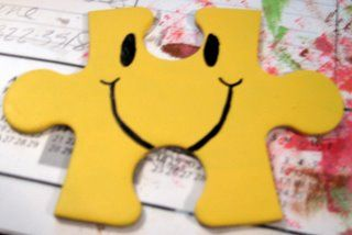 More altered puzzle pieces!