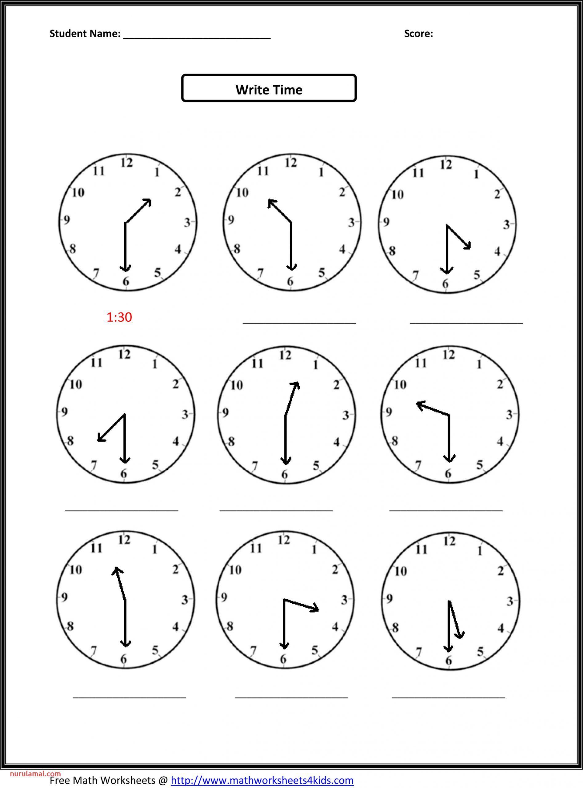 Add Pictures Kindergarten Math Worksheets In