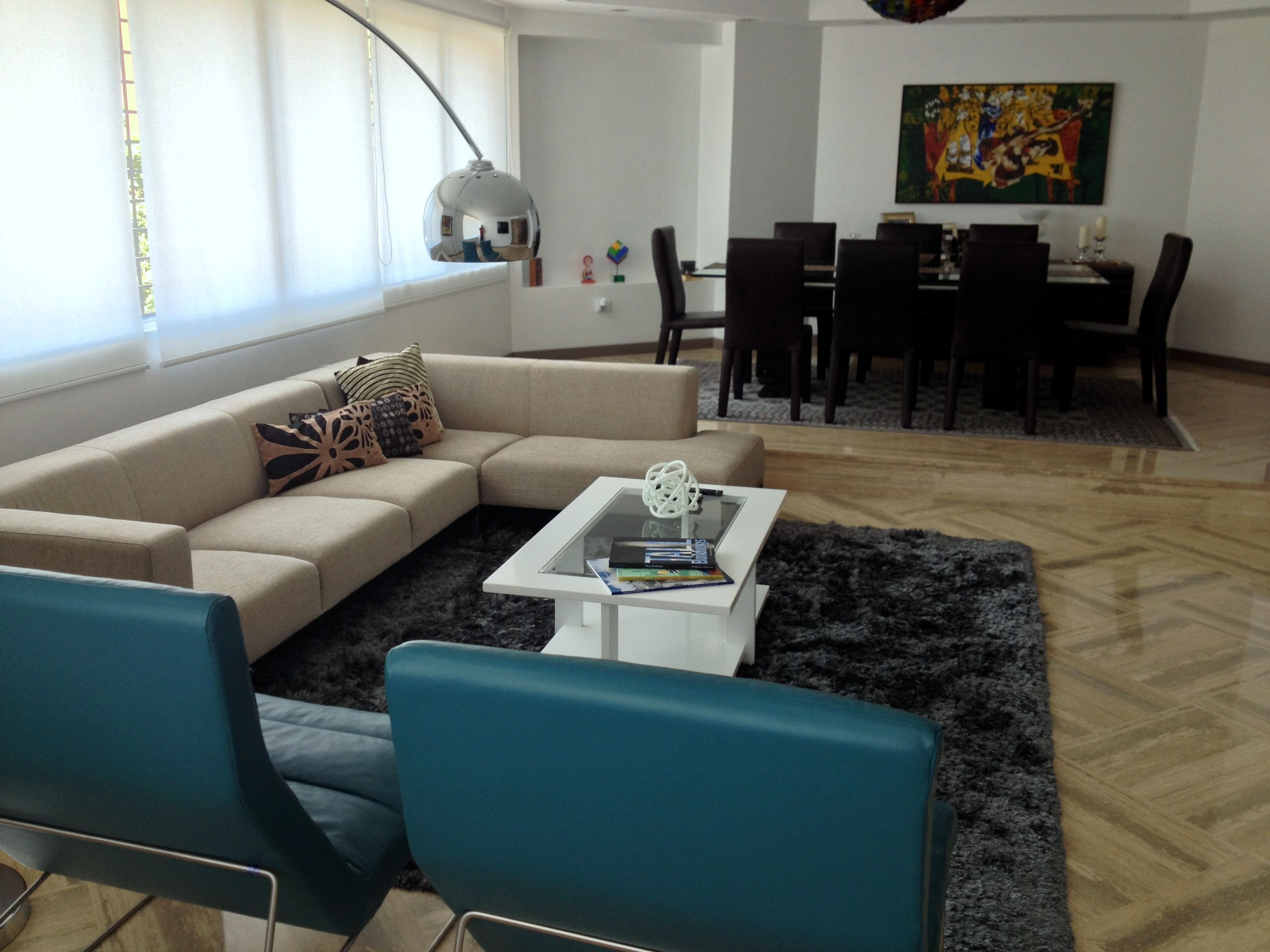Contemporary living room terra sofa pristine living chair abatara dining set zientte houston for Modern living room furniture houston tx