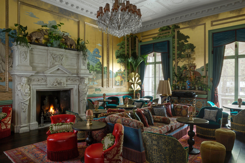 Living Room In London By Martin Brudnizki Design Studio Design