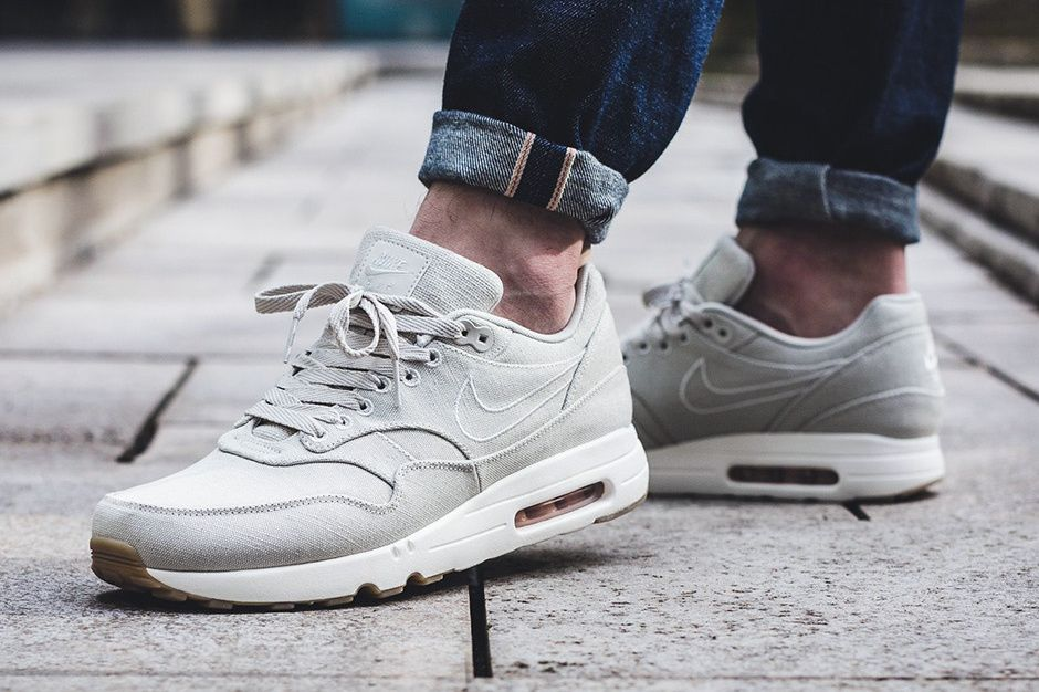 The Nike Air Max 1 Ultra 2.0 Goes Canvas  a6da46162